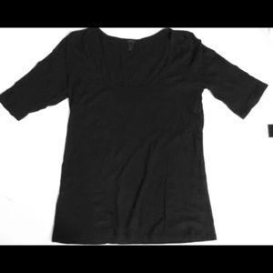 🛍Black J.Crew T-shirt - a wardrobe staple 😎